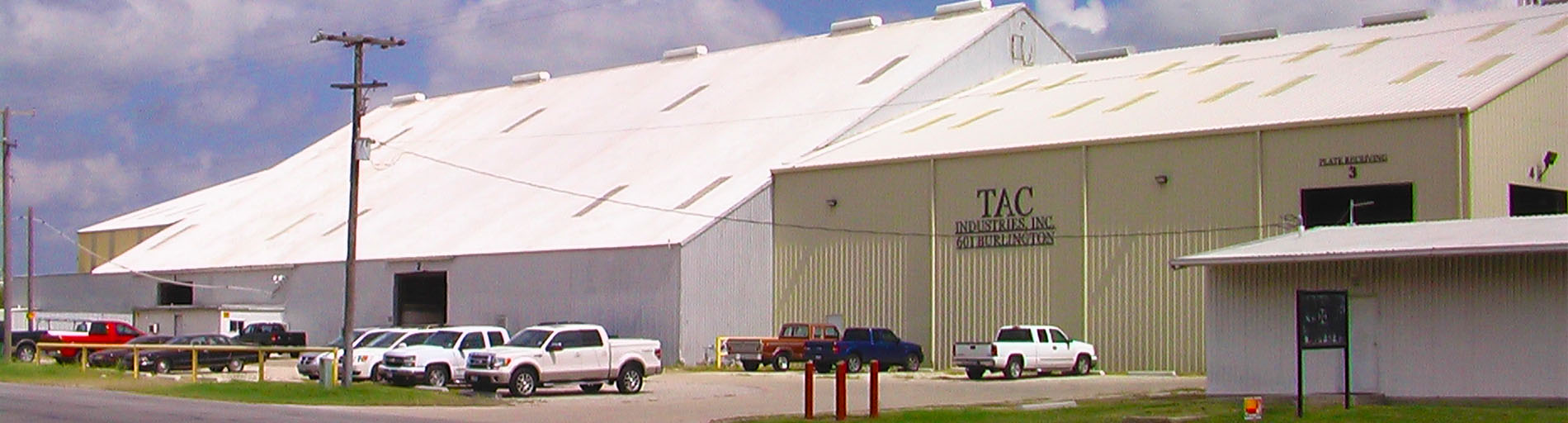 <h2>Metal Fabrication</h2><br/> TAC Industries, Inc. was incorporated and started in 1975. TAC provides a wide range of metal fabrication services to fulfill customer requirements. Dedicated personnel and the right equipment allow TAC Industries to produce quality custom fabricated products in a timely manner.